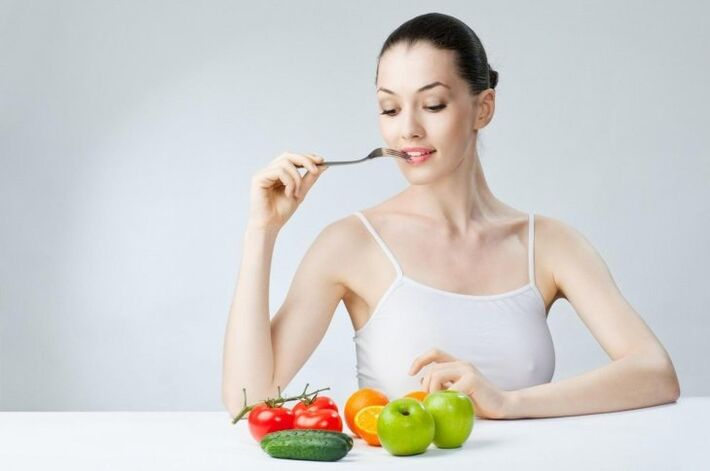 Vegetables, fruits are the key to successful weight loss